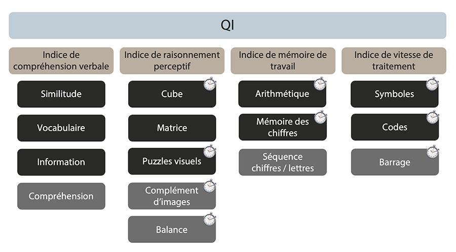 Test de QI complet