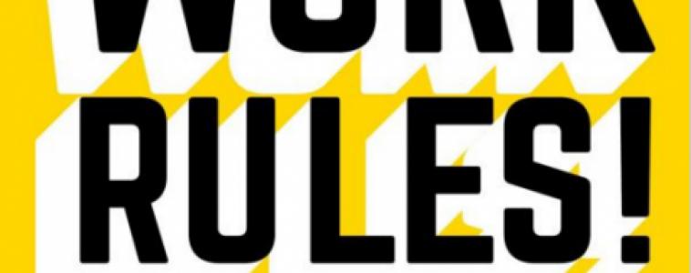 Work Rules! (Laszlo Bock) – Résumé et avis